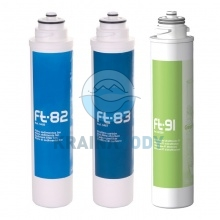Zestaw roczny do filtra Green Filter FT-Line 3