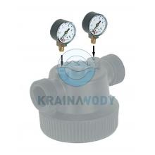 Manometr do filtrów Cintropur NW 18, NW 25, NW 32, TIO