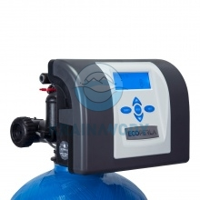 Głowica zmiękczacza wody Ecoperla Softower S od przodu