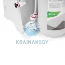 System antyzalaniowy Ecoperla Security System odwróconej osmozy Ecoperla Rosa