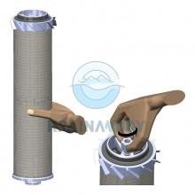 Wirówka do filtrów Cintropur NW 500, NW 650, NW 800