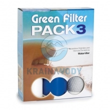 Zestaw Green Filter PACK3