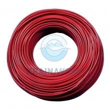 Wężyk elastyczny czerwony