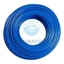 Wężyk elastyczny niebieski